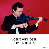 Joerg Widmoser - Live in Berlin